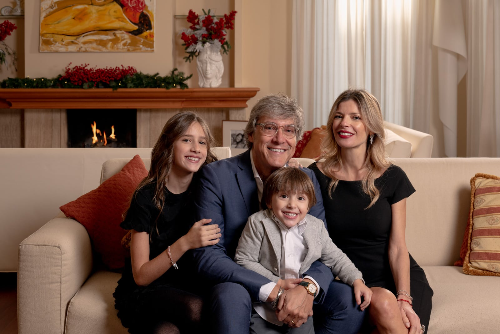 Ritratto di famiglia Reggio Calabria Mallamaci Maurizio Mauro Patrizia Sorrentino