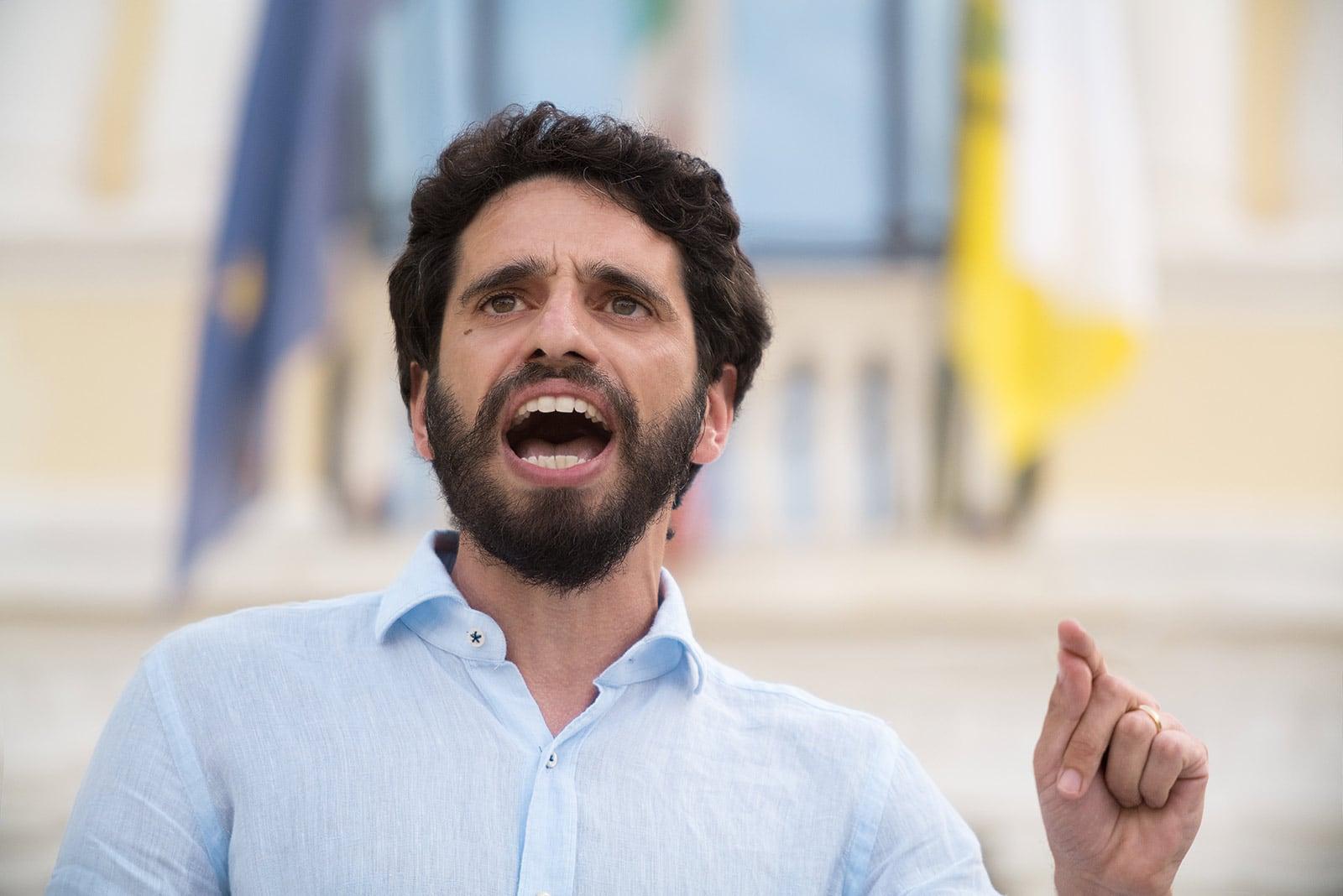 Fotografo Candidato a Sindaco Reggio Calabria
