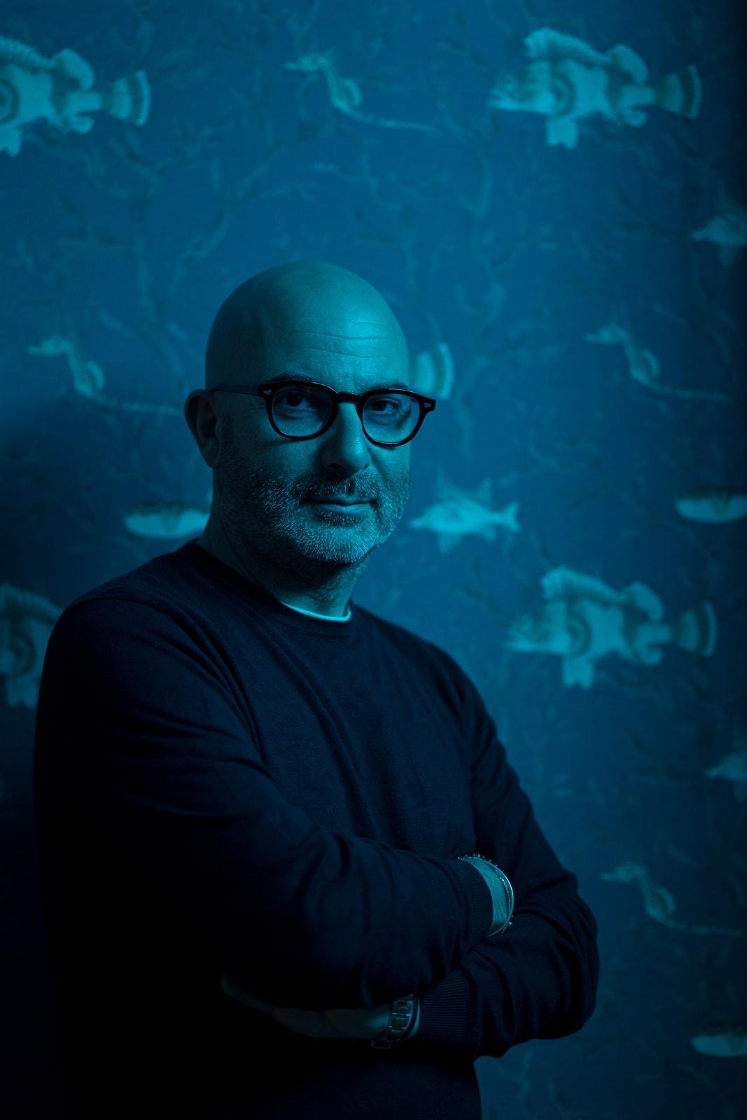 Gianfranco Picone Restaurant Manager - Ritratto Alessandro Mallamaci