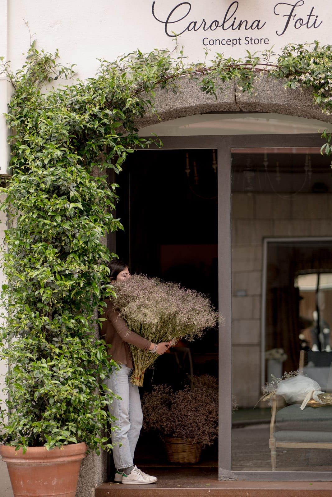 Carolina Foti Wedding Planner - Ritratto Alessandro Mallamaci
